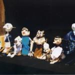Atelier de fabrication de marionnettes, Mexique