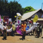 Parade de marionnettes, Mayotte