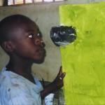 Atelier de fabrication d'objets animés et parade, Mayotte