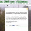 Millefeuilles - Un Oeil sur Villemur - 2012