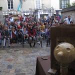 Brie-Comte-Robert, France - 2012