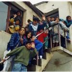 Uyuni, bolivie - 2000