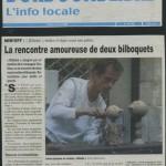 Dordogne Libre - Bilboké - Cie Areski