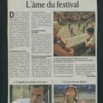 Article du spectacle Bliboké - Le Dauphiné